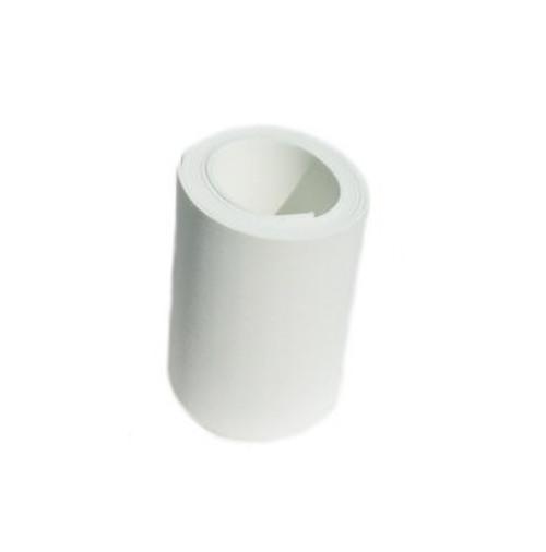 Boom regrip white 1900 x 110 x 1.7 mm