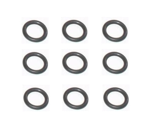 Rubber O-ring for Windsurfing boards Air Screw Vent - 10pca pack