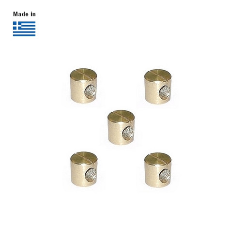 Fin insert M6x12mm - 5pcs pack