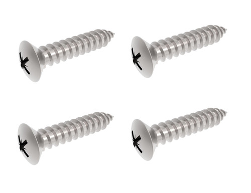 Screws for Clamcleat Boom Clamps