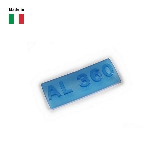 AL360 rubber hinge