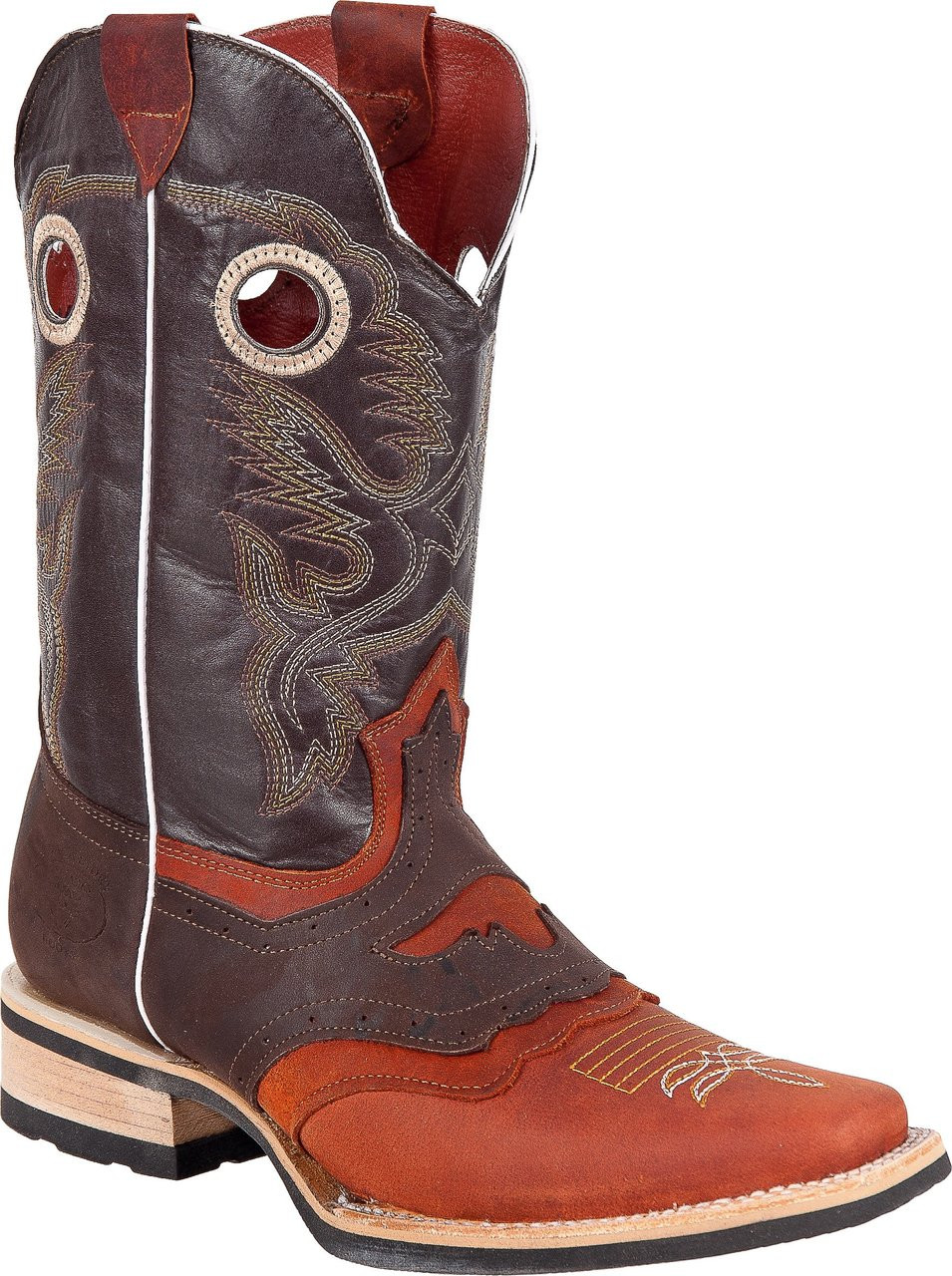 613a6c4ae26 MEN'S BOOT - BULL HEAD RODEO 741