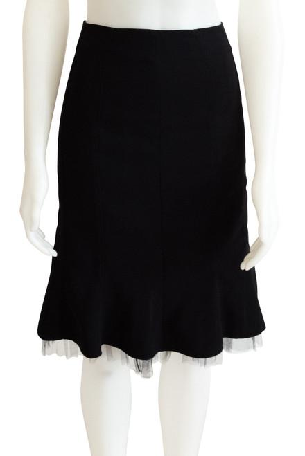 Secondhand Club Petites Skirt Black