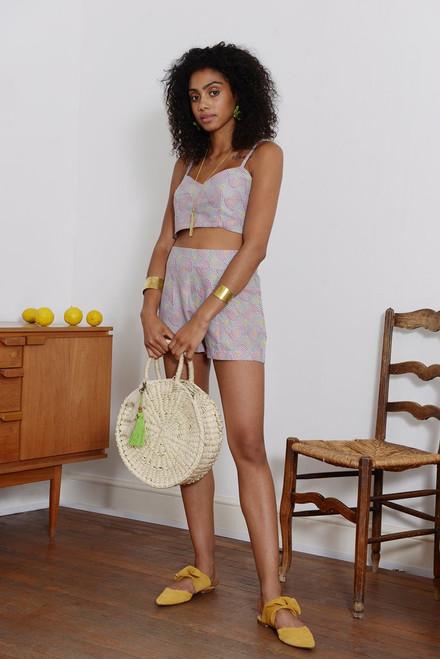 Mayamiko Sweetie Bralet and Shorts