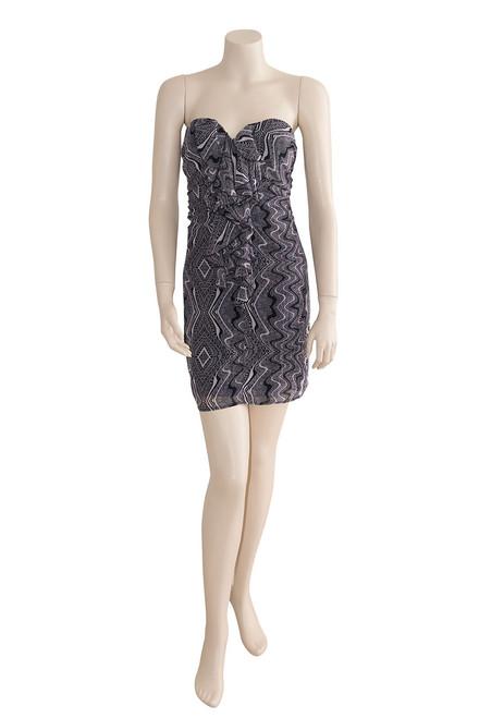 Guess Strapless Mini Dress