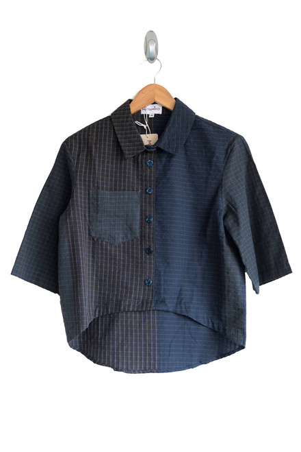 Mayamiko ReBirth Cotton Checked Shirt