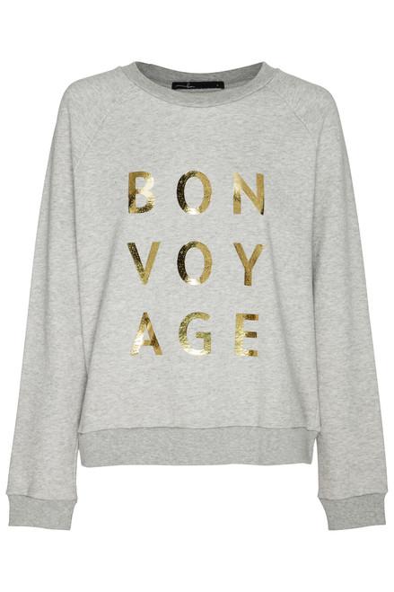 Bon Voyage Organic Cotton Sweater by Bon Label