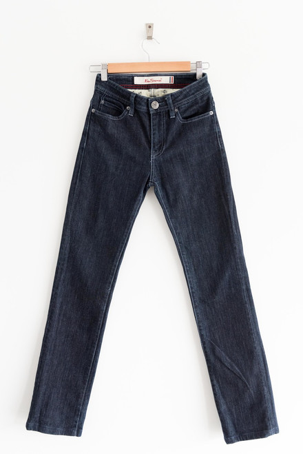Ben Sherman Straight Leg Blue Denim Jeans