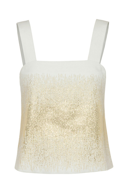 Bon Label Golden Thread Top Ethical and Eco Friendly