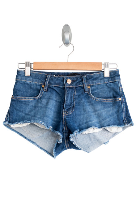 Lee Denim Shorts Preloved