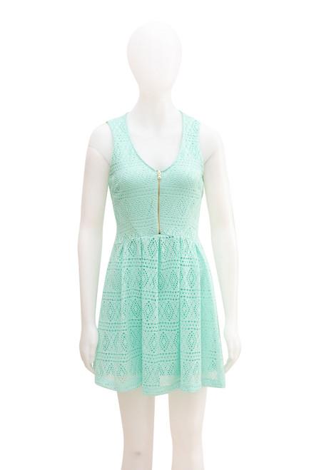 Guess Aqua Mini Dress Preloved
