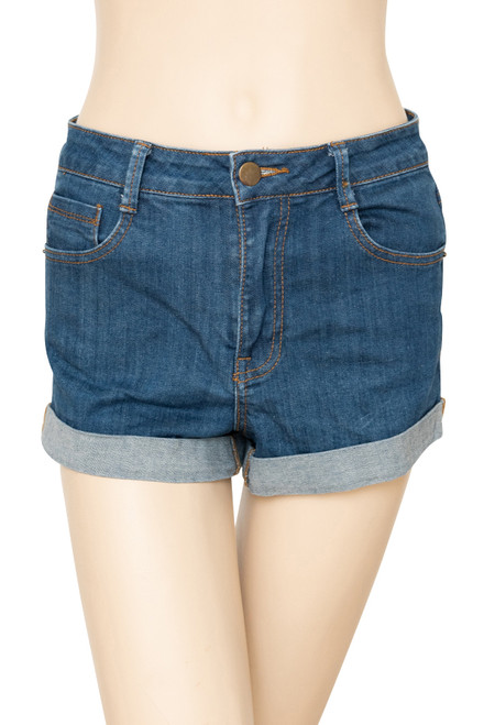 Forever 21 Preloved Denim Shorts