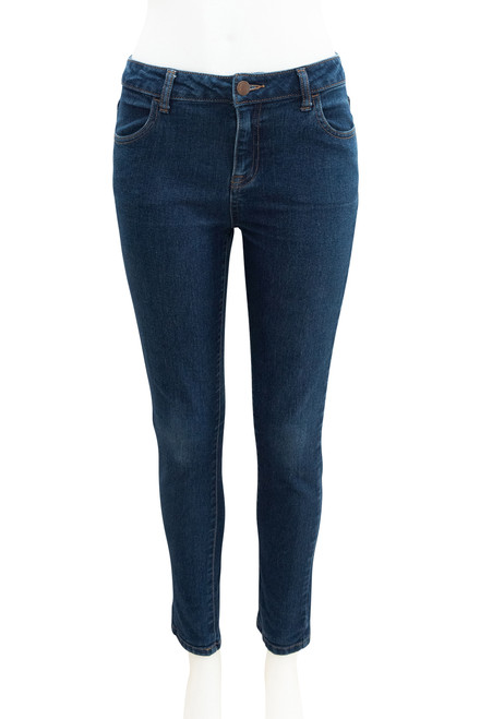 Forever 21 Dark Denim Skinny Jeans Preloved