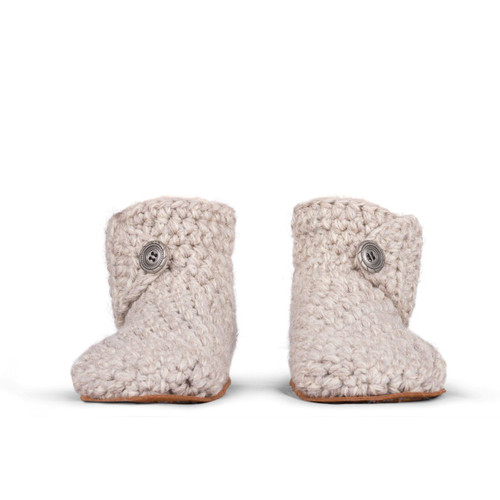 KOW Lifestyle Chai Woollen Slippers