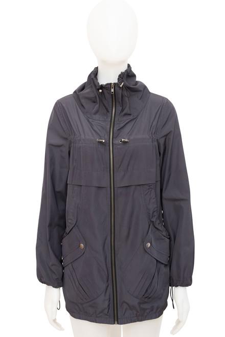 Sandra Soulos Grey Wind Jacket