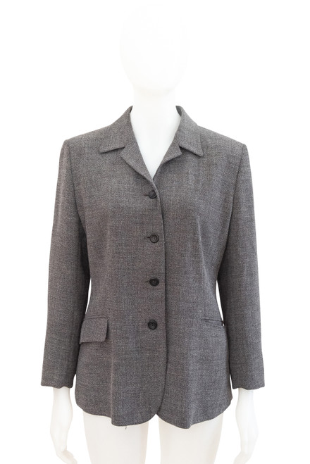 Country Road Preloved Grey Jacket