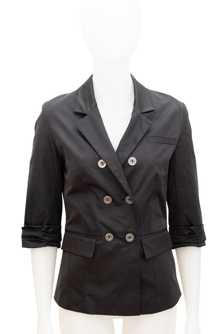 All About Eve Black Jacket Preloved