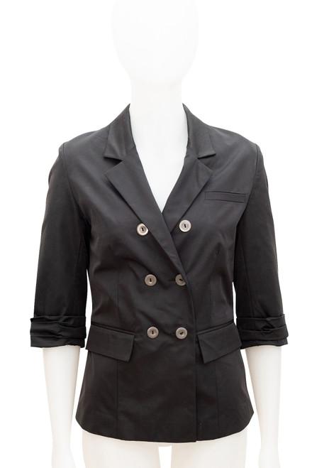 All About Eve Black Jacket Preloved