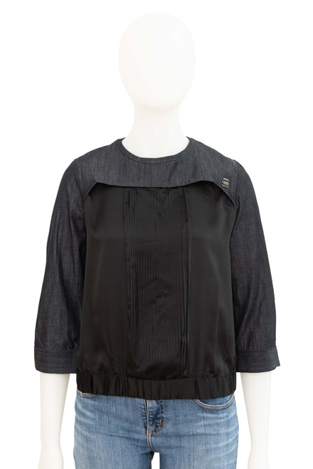 G-Star Raw Midnight Grace Black top