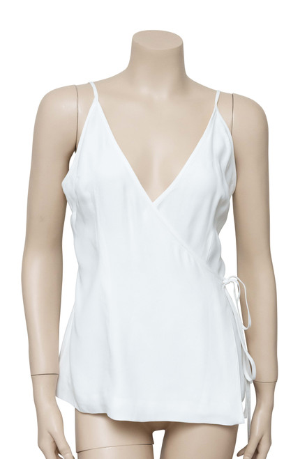 Keepsake White Crossover Top Preloved