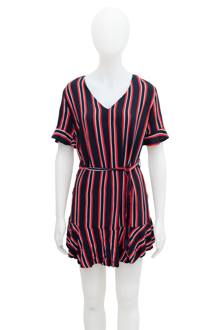 Secondhand Cotton On Striped Dress
