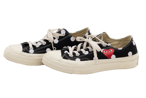 Converse Comme Des Garcons Sneakers Preloved