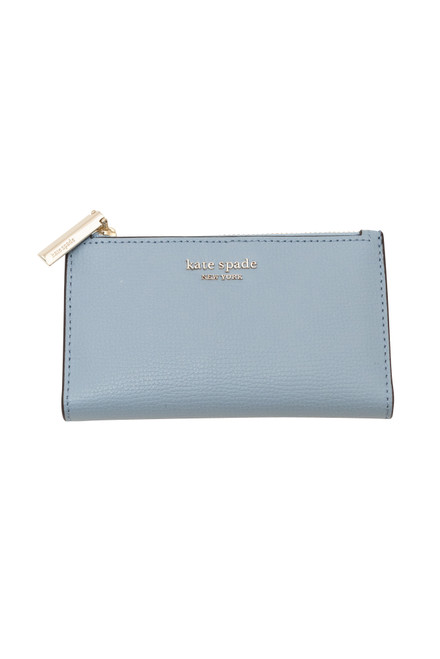 Kate Spade Sylvia Light Blue Wallet