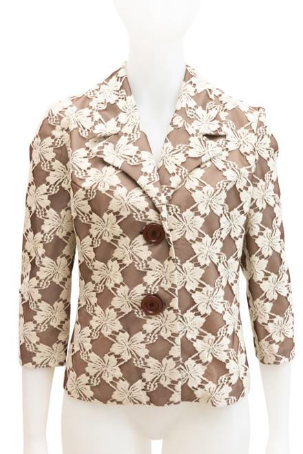 Jonathan Elliot Vintage Style Lace Jacket Preloved
