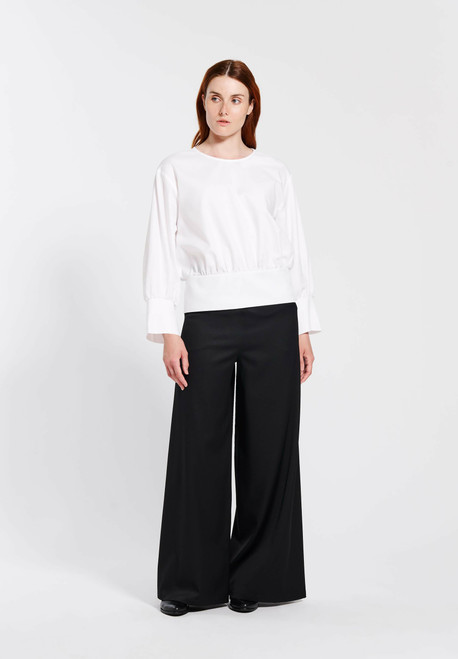 Vestiarium White Organic Cotton Shirt