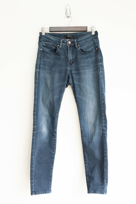 Second hand Jag Skinny Blue Denim Jeans