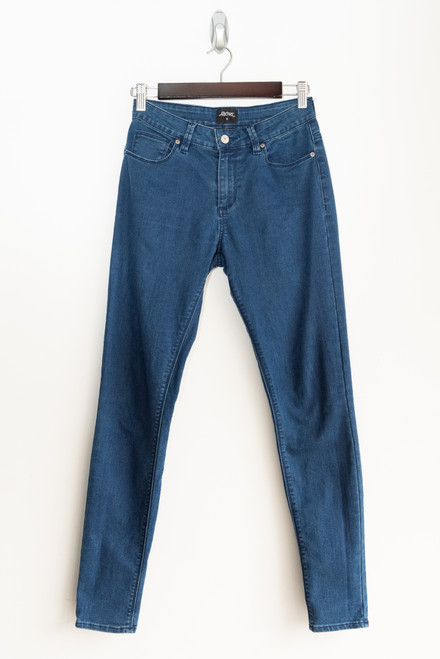 Secondhand Riders by Lee Mid Vegas Skinny Jeans