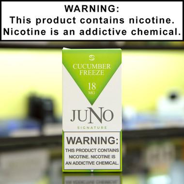 Cancer Cucumber Freeze Juno Pods