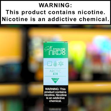 Arcitc Air (Nic Salt)
