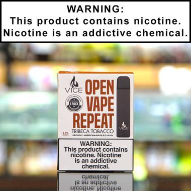 Vice Disposable Ecig (Tribeca)