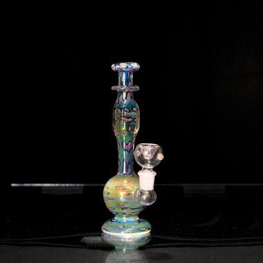 Fumed Lamp