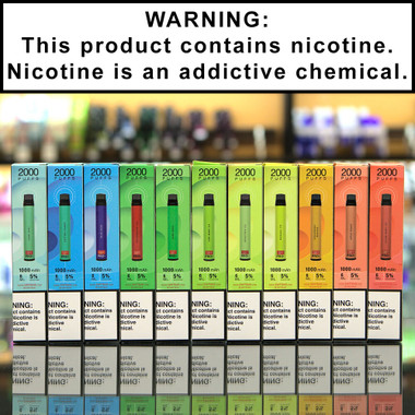 Swft Pro Disposable Ecigs 5% Nicotine Sarasota & Bradenton, Florida Vape Shop