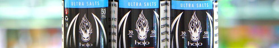 Halo Nic Salts Sarasota / Bradenton