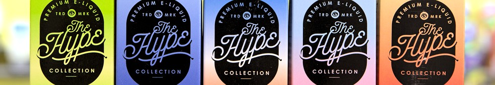 The Hype Collection by Propaganda Eliquids