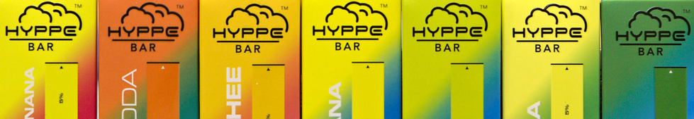 Hyppe Disposable Ecigs Sarasota / Bradenton, Florida