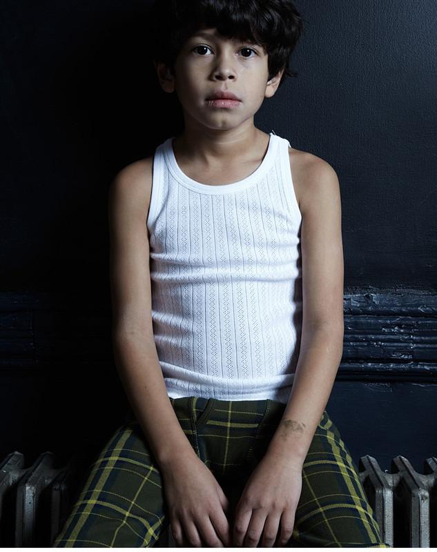 Boy's Pant (Tartan)