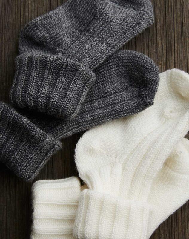 Baby Socks (Cashmere)