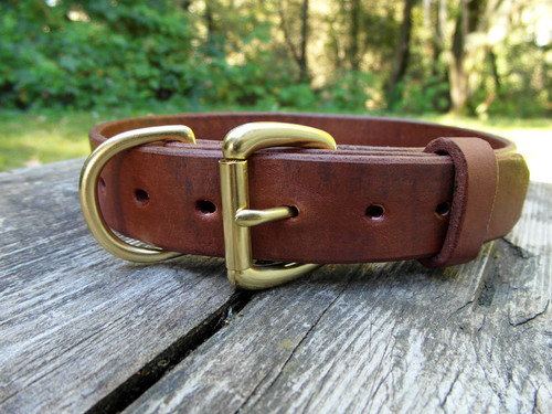 Small Classic Dog Collar