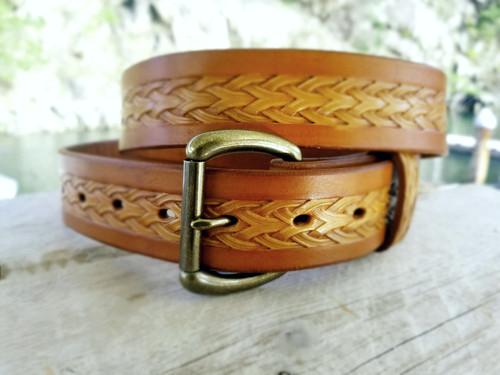 Western Cowboy Belt