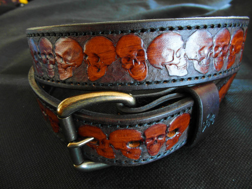 Leather Carry Belt
