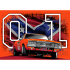 Stickers 01 General Lee With Flag