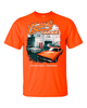 Cooter's Garage with 3 Cars T-Shirt