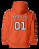 General Lee Jersey 01 Pullover Hoodie