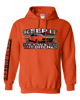 Keep It Between the Ditches Pullover Hoodie