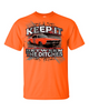 Keep It Between the Ditches Youth T-shirt