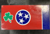 Tennessee/Irish Bumper Sticker